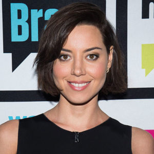 Aubrey Plaza just opened up about her sexuality, and we're so happy for her