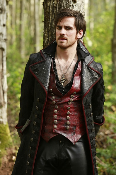 Captain Hook Once Upon A Time Hot