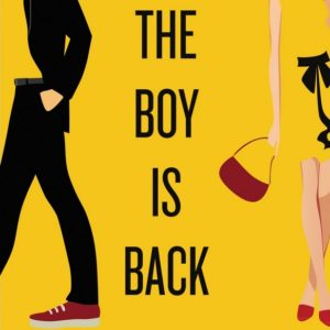 "Meg Cabot's ""The Boy Is Back"" has a new excerpt and we're jumping for joy!"