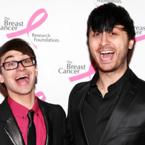 Congratulations to Christian Siriano and Brad Walsh, newlyweds!