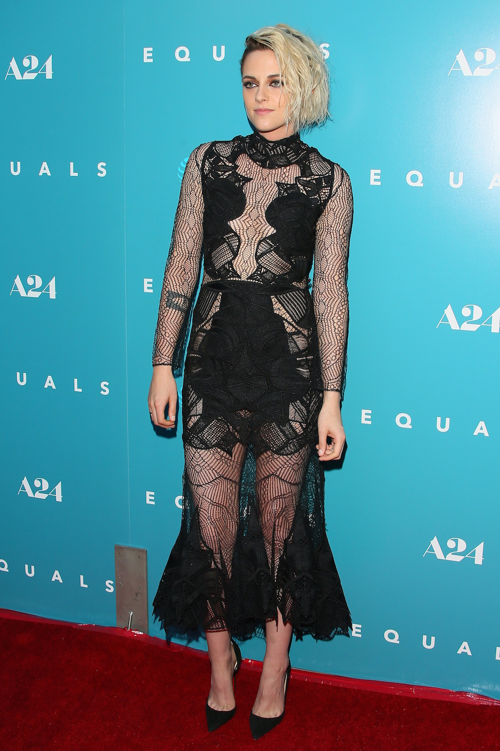 """Premiere Of A24's """"Equals"""" - Arrivals"""