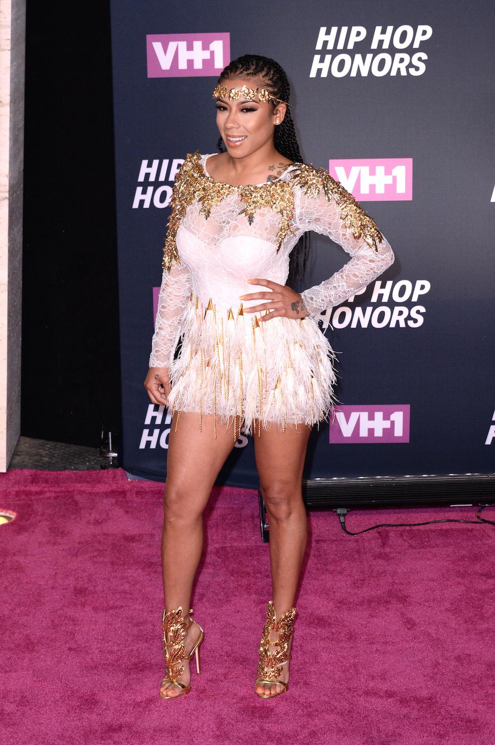"""25 memorable looks from VH1's """"All Hail The Queens"""" Hip ..."""