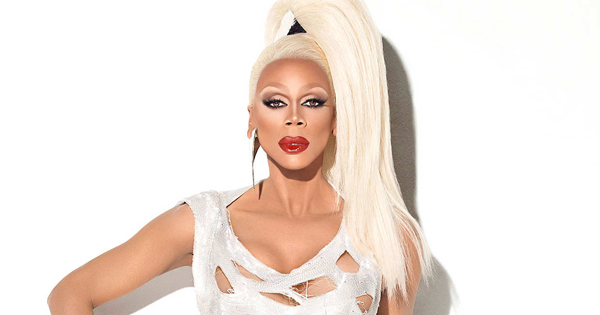 Condragulatons! RuPaul picks up his first ever Emmy!