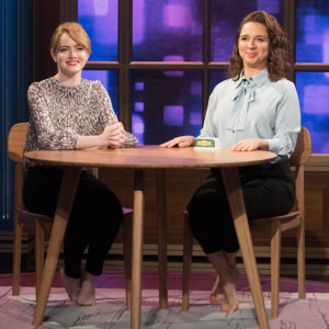 """Emma Stone and Maya Rudolph cover """"Call Your Girlfriend,"""" make us the happiest"""