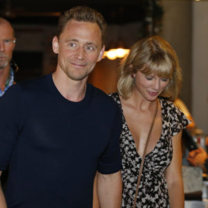 "Tom Hiddleston has spoken: He and Taylor Swift are ""together"""
