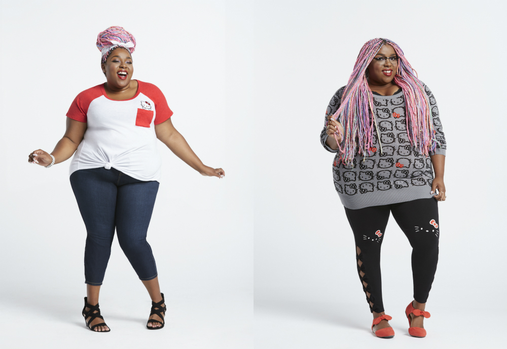 d40336727 Stop everything, Torrid just released a Hello Kitty plus-size ...