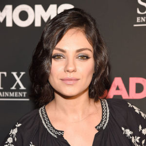 "Mila Kunis doesn't believe that ""work-life balance"" exists for moms"