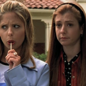 """""""Buffy the Vampire Slayer"""" is going back to high school"""