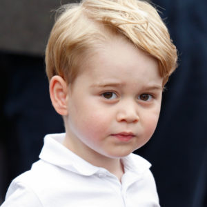 Prince George could not be any more adorable in his 3rd birthday pictures