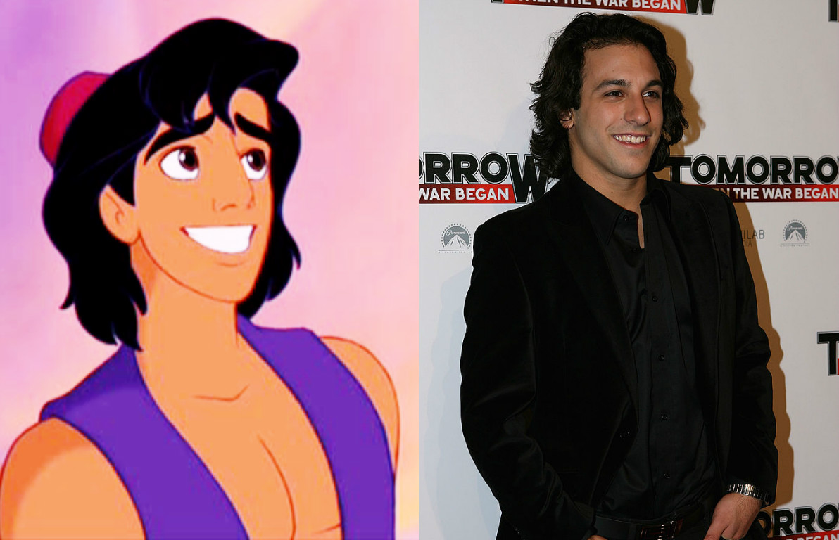 Image result for once upon a time aladdin
