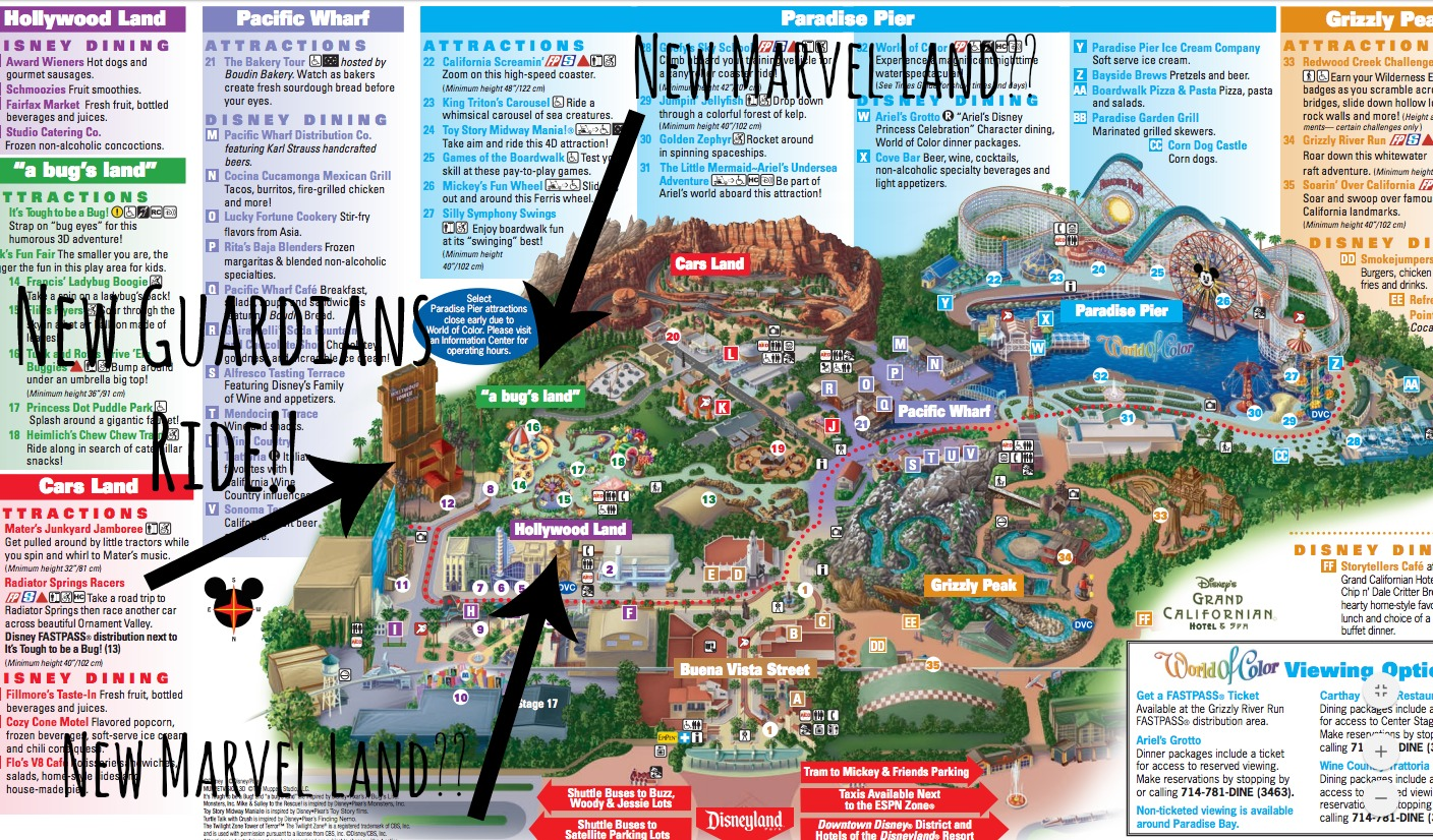 We Re Pretty Positive Disneyland Is Getting A Marvel Land Hellogiggles