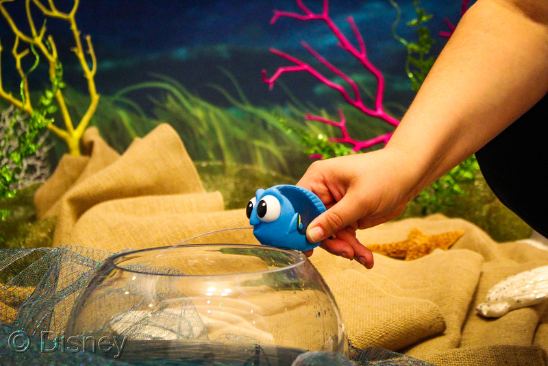exclusive we just found out disney is making baby dory toys and we
