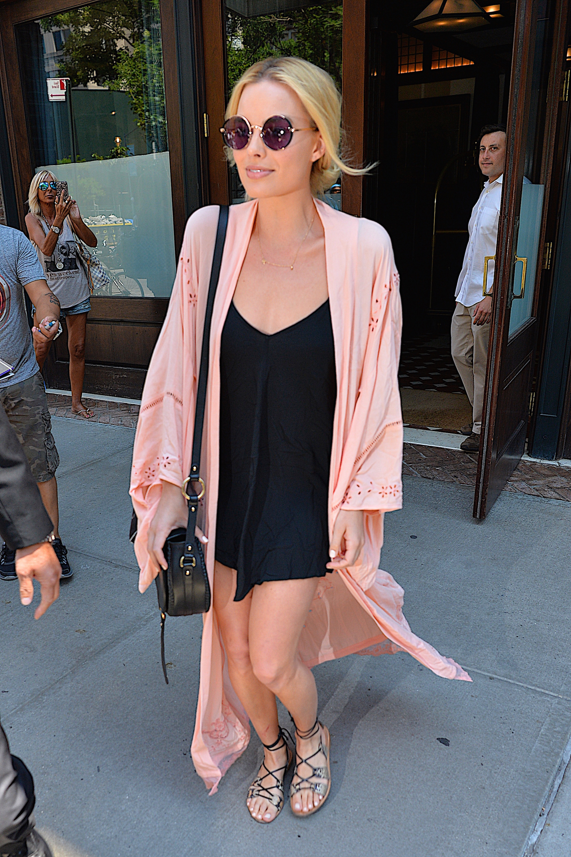 margot robbie gives us all the kimono dreams forever with