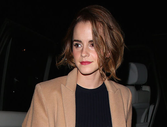 Emma Watson's rules for eating well include pizza, and we ...