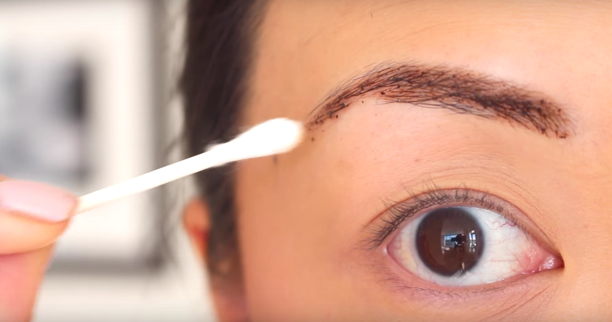 Wait You Can Tint Your Eyebrows Withffee And Chocolate