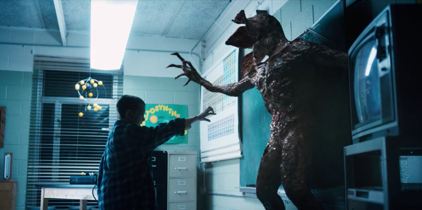 Here s why the monster from quot stranger things looked so