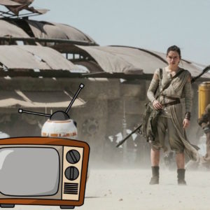 "Gather your droids around the TV, ""Star Wars"" might be coming to primetime"