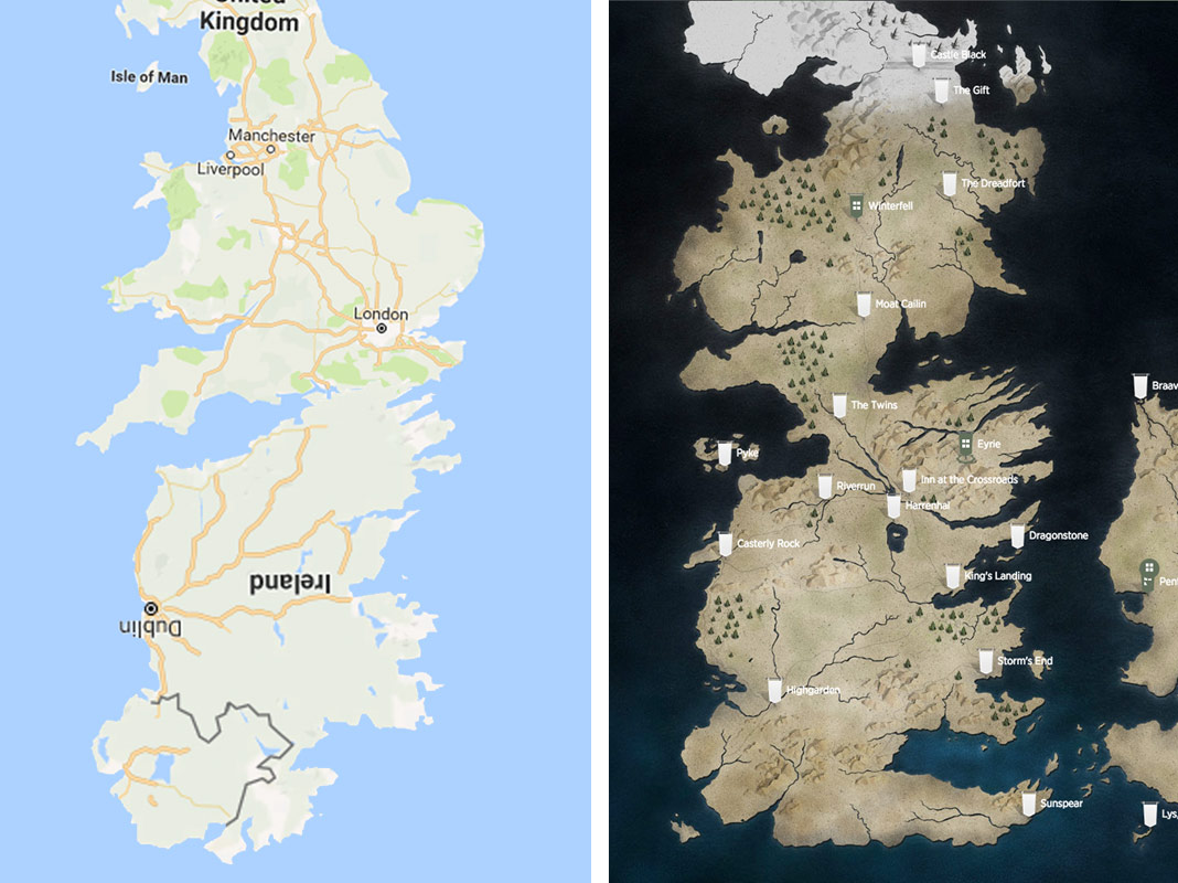 westeros great britain