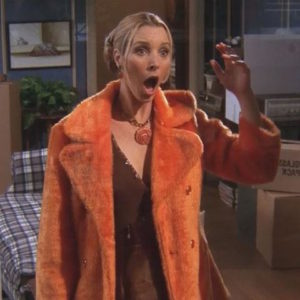 """Turns out that Phoebe Buffay was supposed to have a VERY different ending on """"Friends"""""""