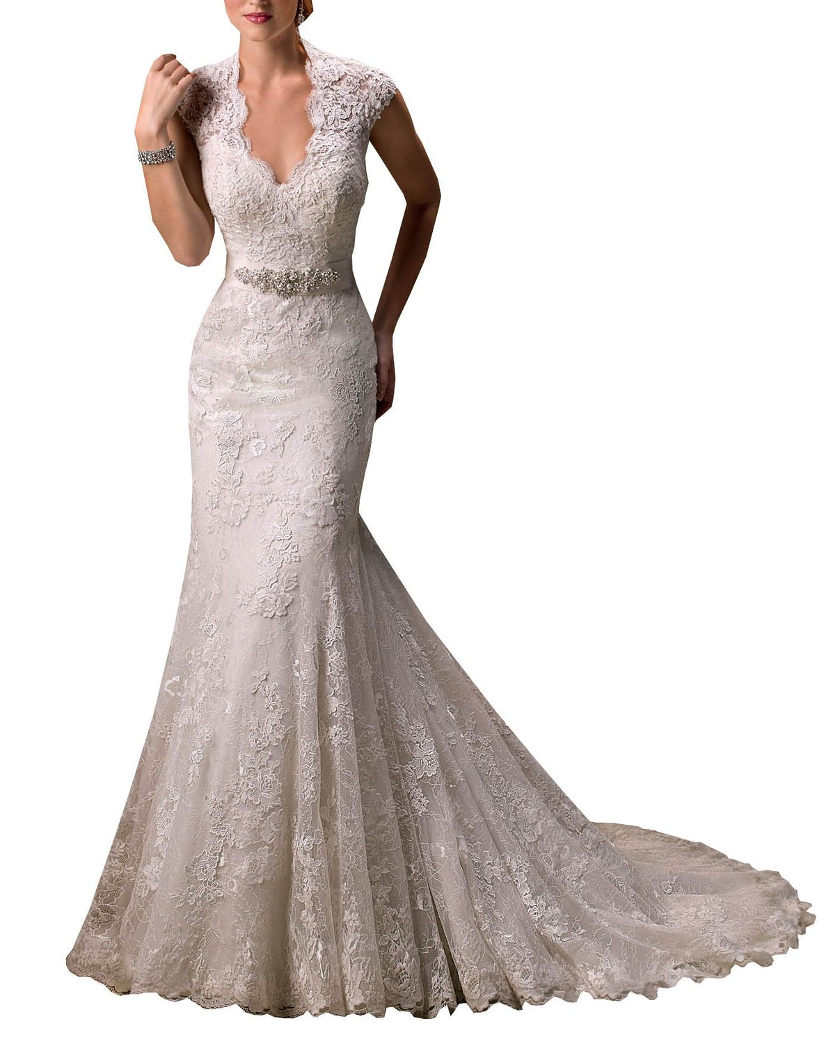 This #1 Best-selling Wedding Dress On Amazon Is Super