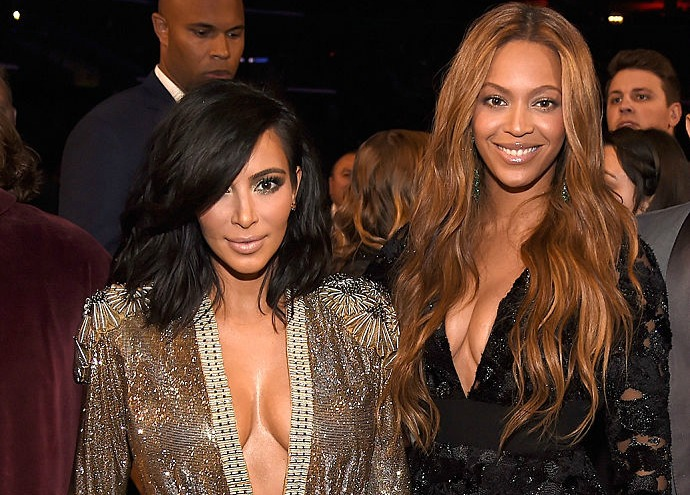 Kim Kardashian just revealed that she's intimidated by Beyoncé — but like, aren't we all?