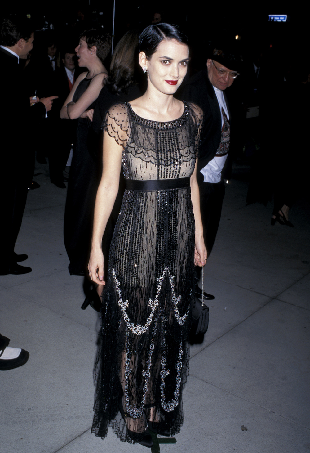 20 Times Winona Ryder Was Our 90s Style Queen Hellogiggles