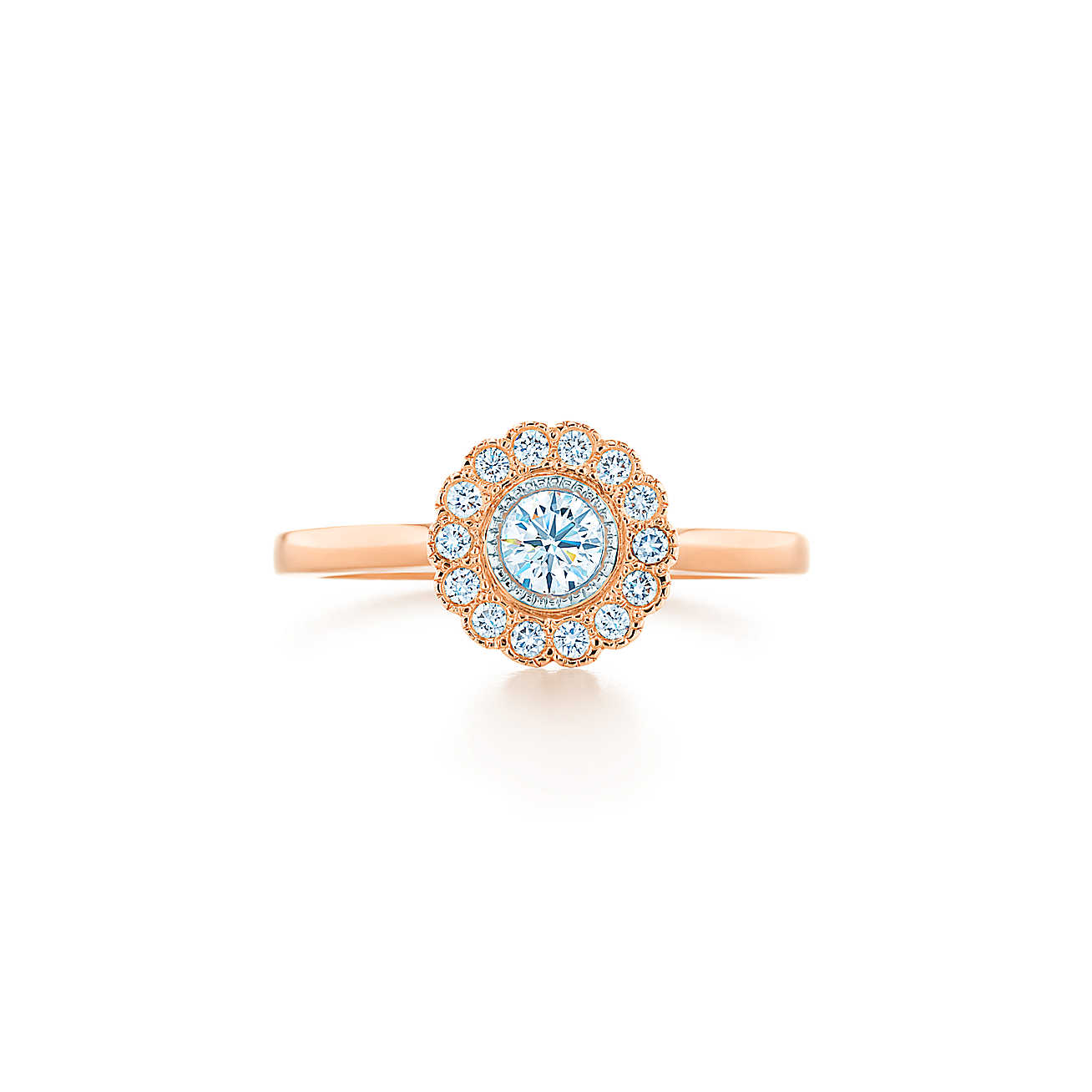 These 11 Rose-Gold Engagement Rings Are Just Too Pretty recommend