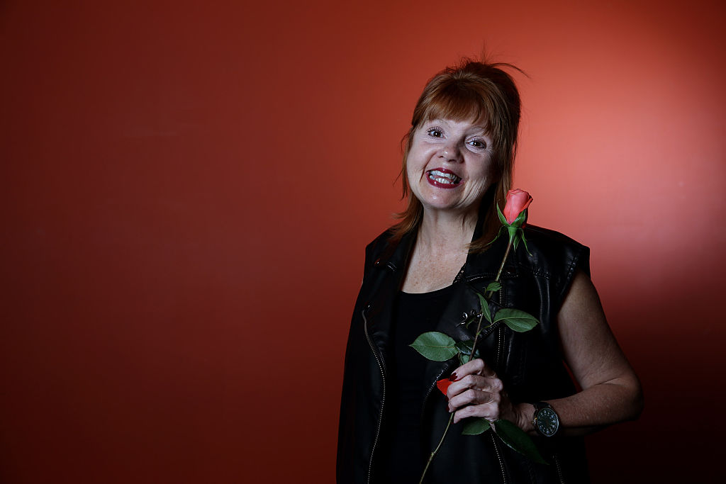 These Tbt Photos Of Young Annie Golden Norma From