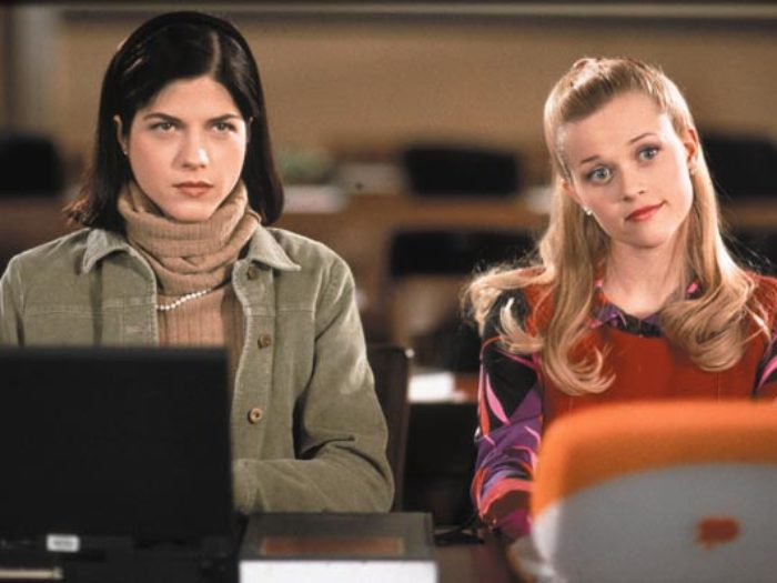 "Selma Blair still looks exactly the same as her ""Legally ..."