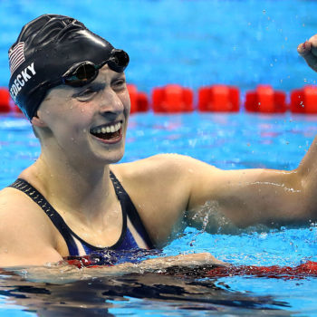 Here's what it takes to be Olympic Swimmer Katie Ledecky, and it's SO impressive we're tired just reading about it
