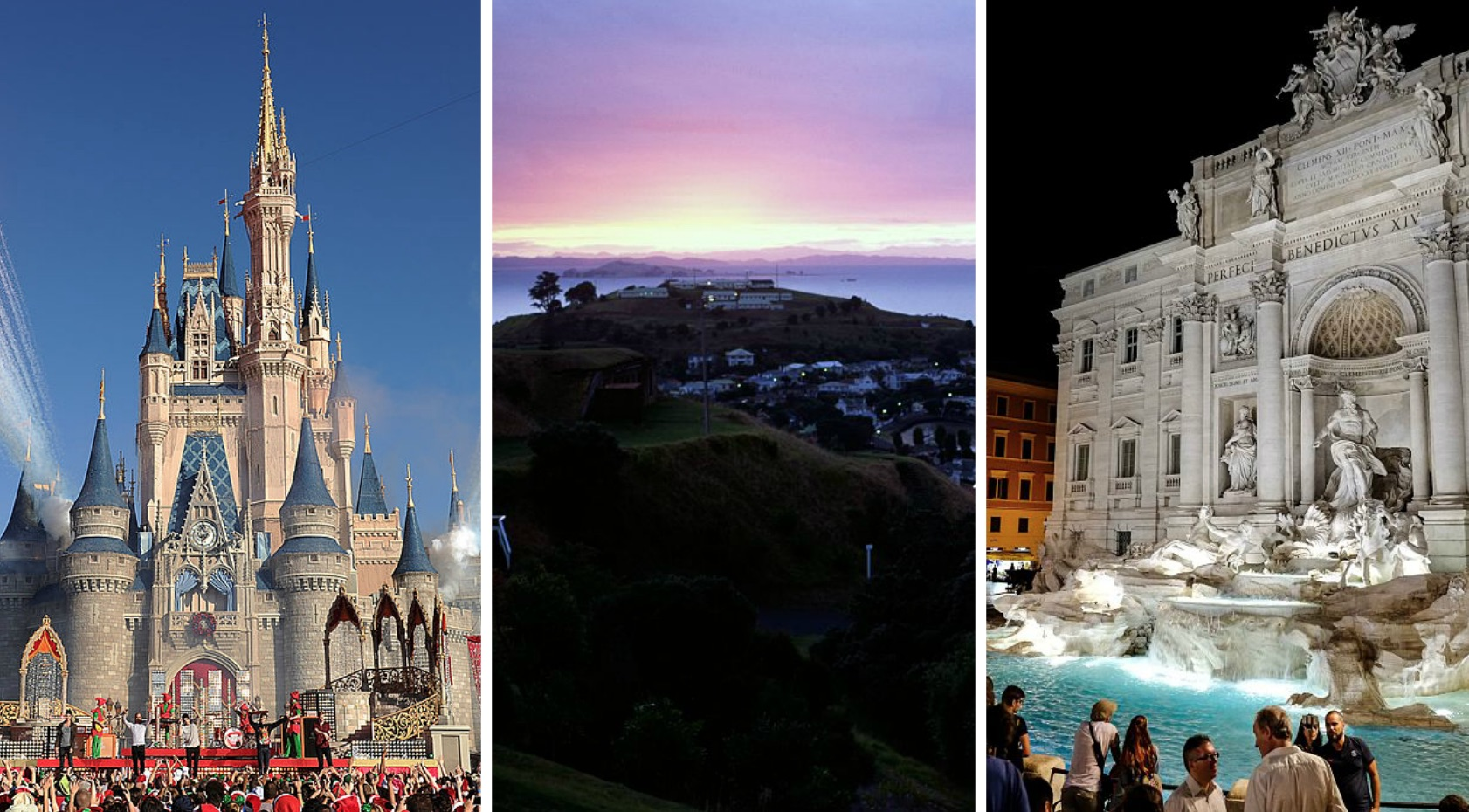 Images Via Here Here Here: Here's Where You Should Go On Your Honeymoon, Based On