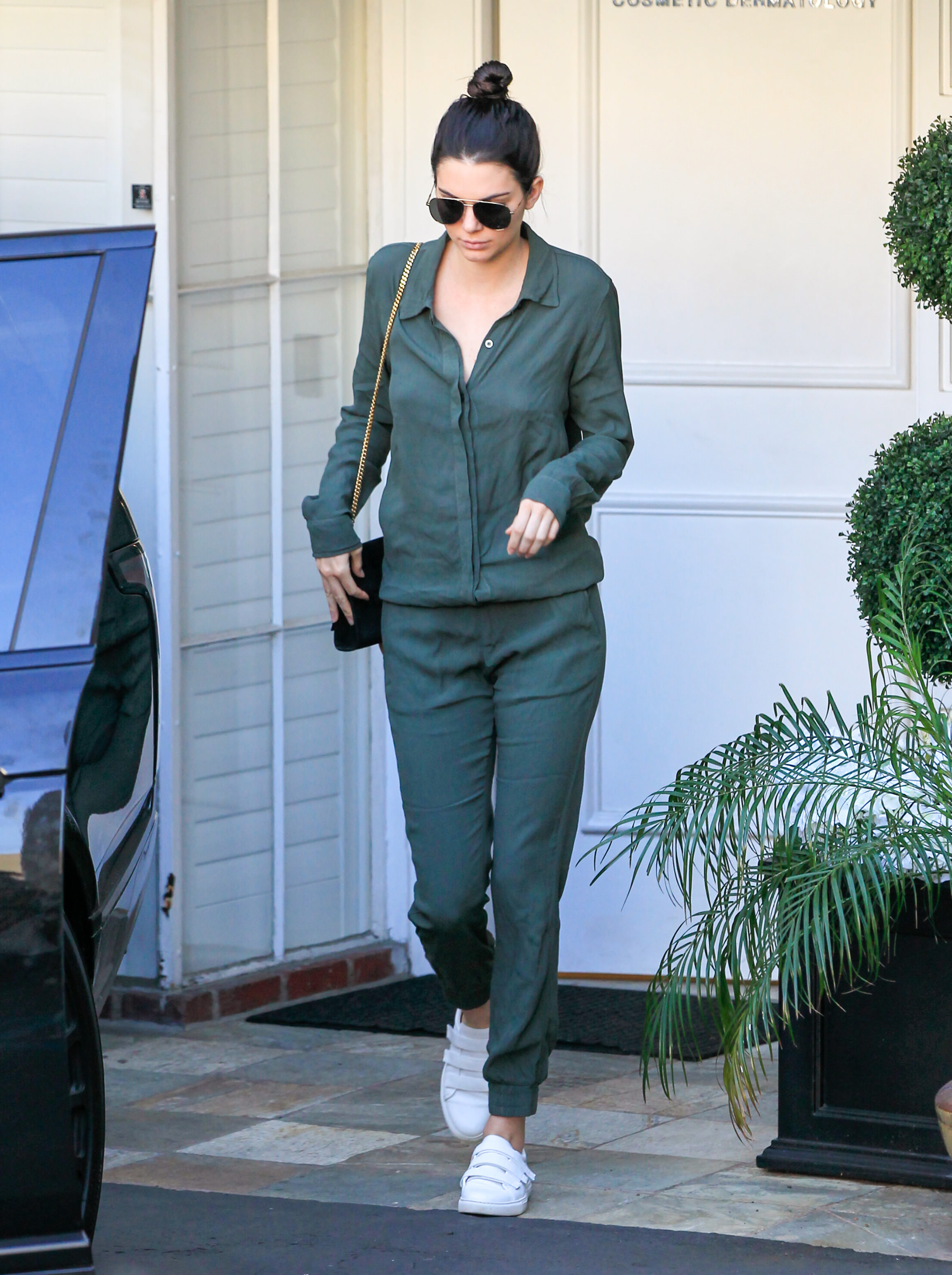 Celebrity Sightings In Los Angeles - March 18, 2016