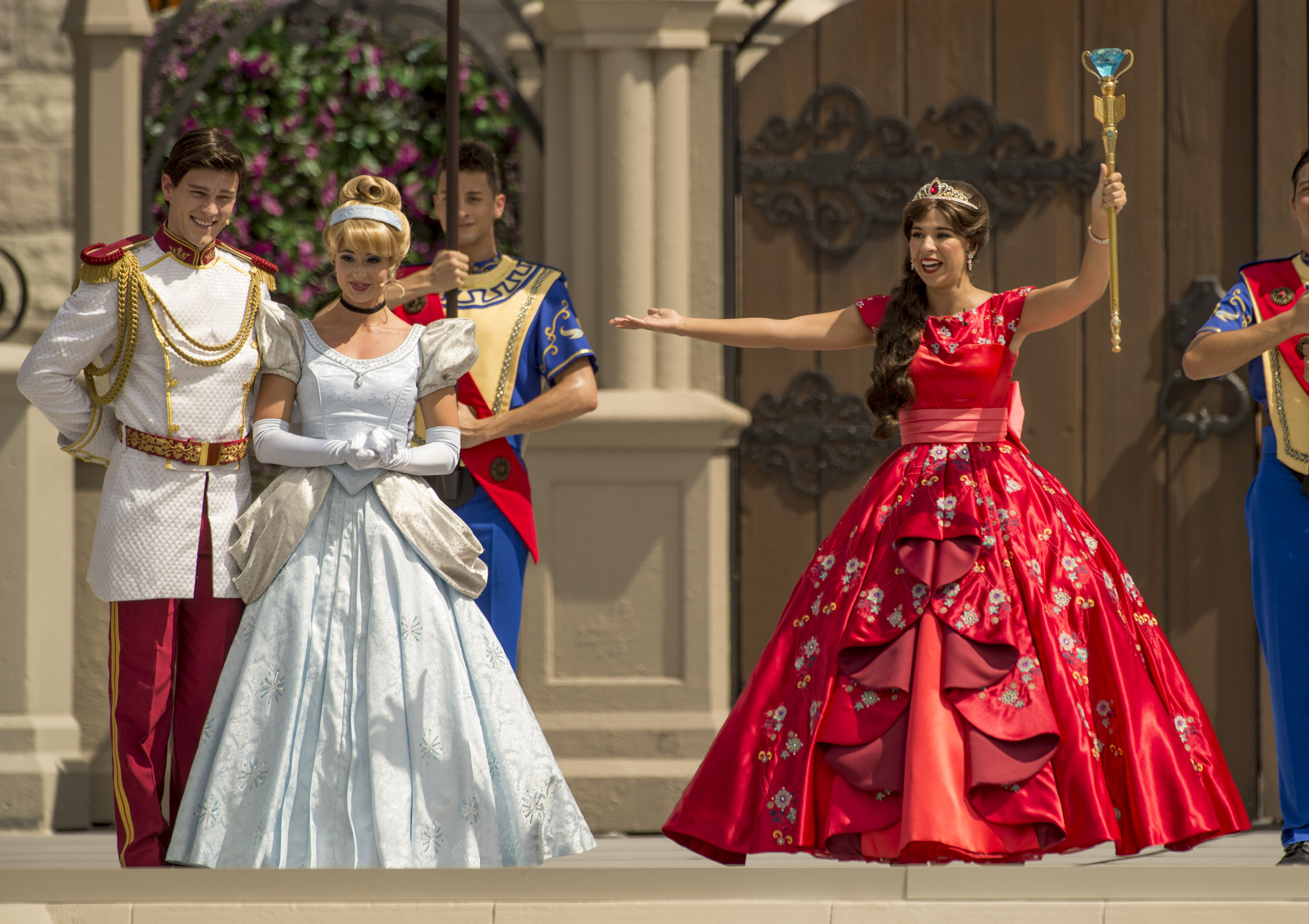 A New Princess Was Crowned At Disney And You Ll Cry Happy