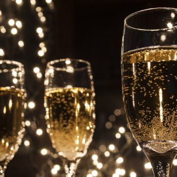 Um…we're facing a global champagne shortage and WE'RE FREAKING OUT