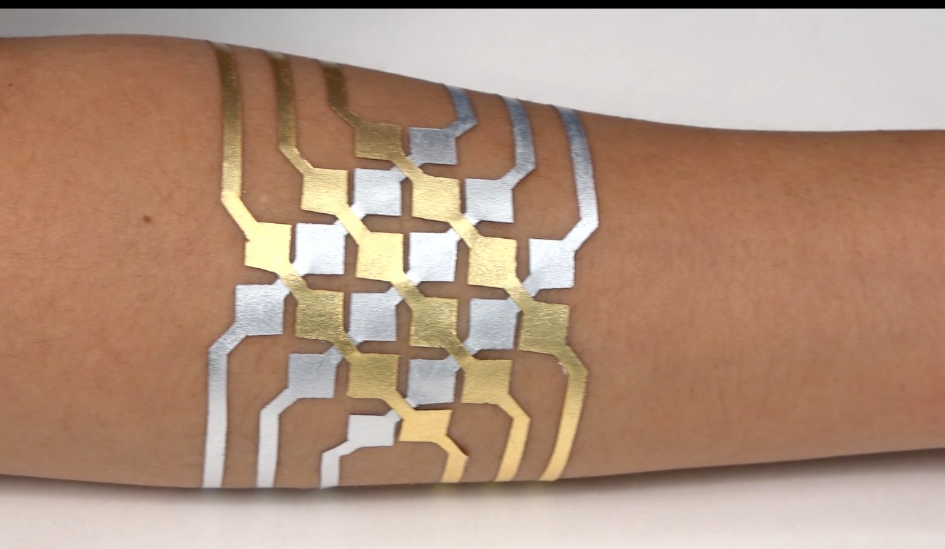 "Whoa: This new ""smart tattoo"" is next level cool"