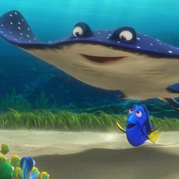 """It's official, """"Finding Dory"""" is the most popular movie this year (so far)"""