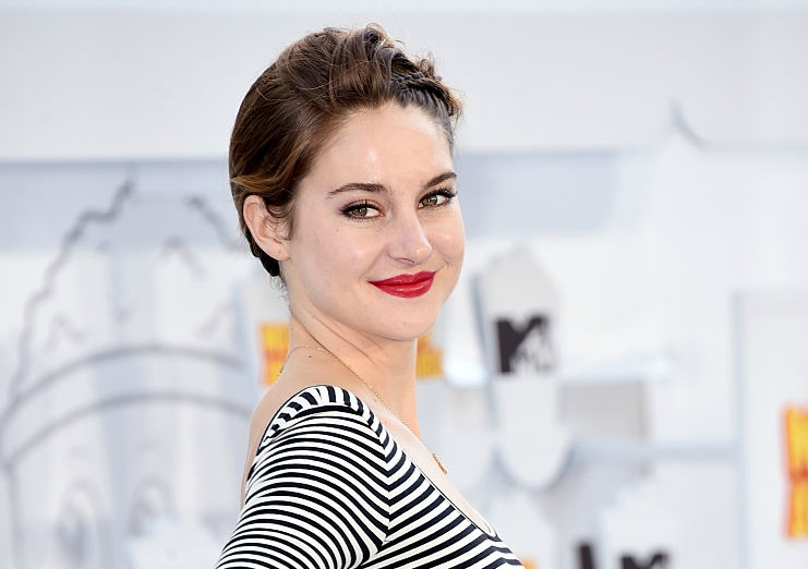 Shailene Woodley is taking her protest to Instagram, and ...