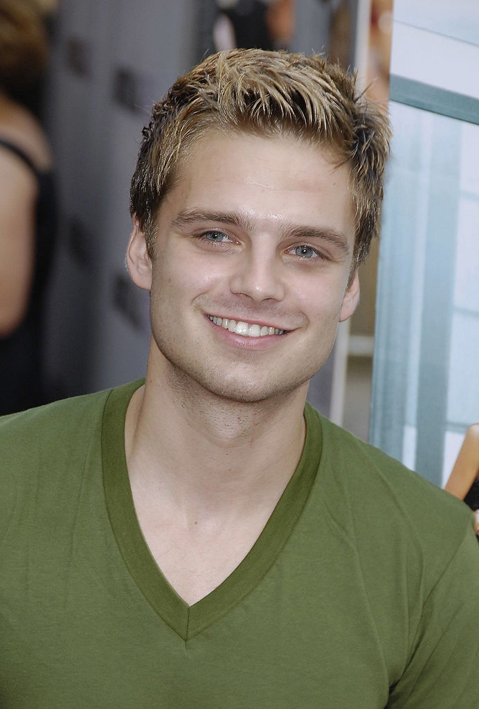 These Photos Of A Blonde Sebastian Stan From 10 Years Ago