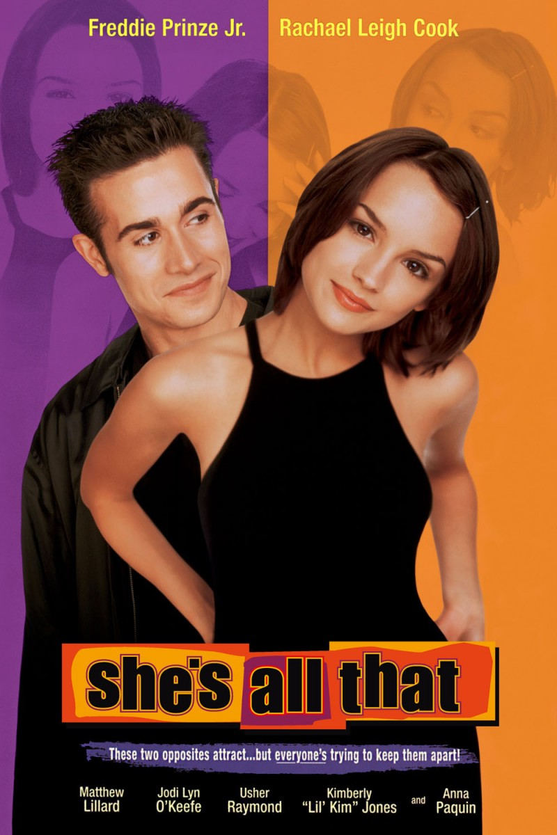 """She S 19 And I M Almost 17 Do I Have A Chance Pics: What The Cast Of """"She's All That"""" Looked Like Then Vs. Now"""