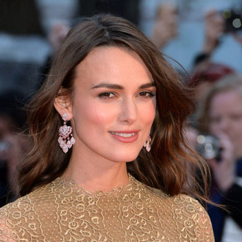 Keira Knightly opens up about her hair loss, because it's actually more common than you think