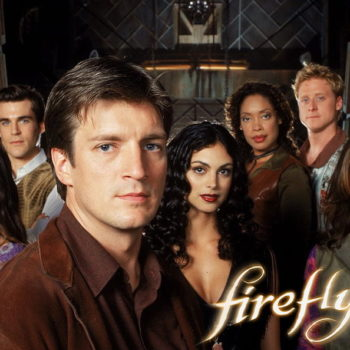 "Um. There's a teaser for a ""Firefly"" animated series and HOW DO WE MAKE THIS HAPPEN, PEOPLE??"