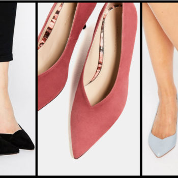 Everyone is going to be wearing these heels this fall —and they're pure '80s