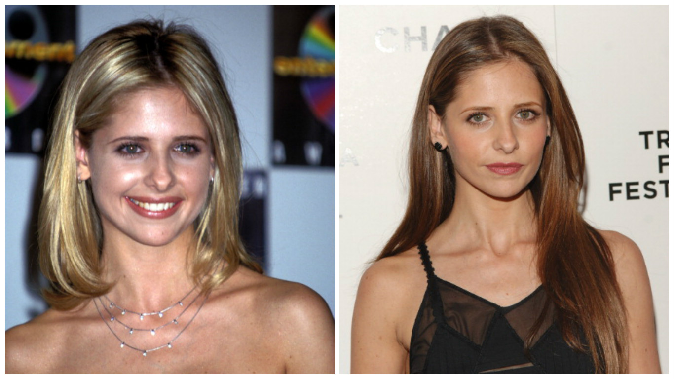 Then Vs Now What The Buffy The Vampire Slayer Cast Looks Like