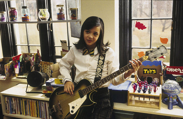 Katie The Little Bassist From Quot School Of Rock Quot Is A