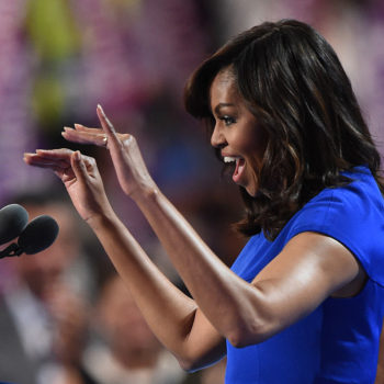 Michelle Obama opened up about why she believes in being silly, and it's so lovely