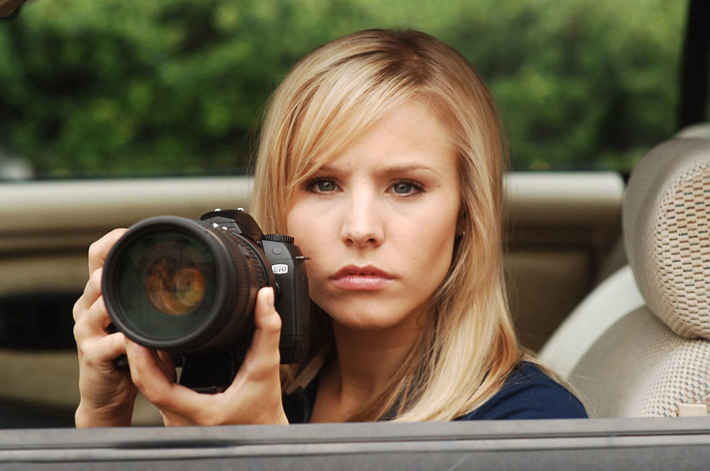 "Kristen Bell says we're going to get a ""Veronica Mars"" miniseries, so you can stop sleuthing Marshmallows"