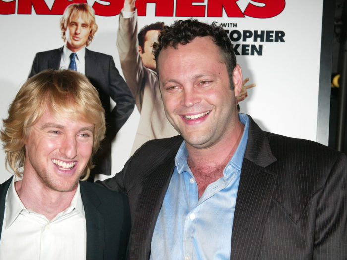 The Wedding Crashers.The Premiere Photos From Wedding Crashers Will Make You Feel So