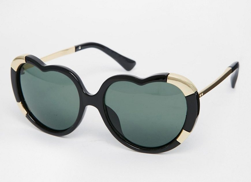 Whole Heart Shaped Sunglasses  reese witherspoon just inspired us to get heart shaped sunglasses