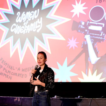 I went to Brie Larson's all women-curated film festival, and it was amazing!