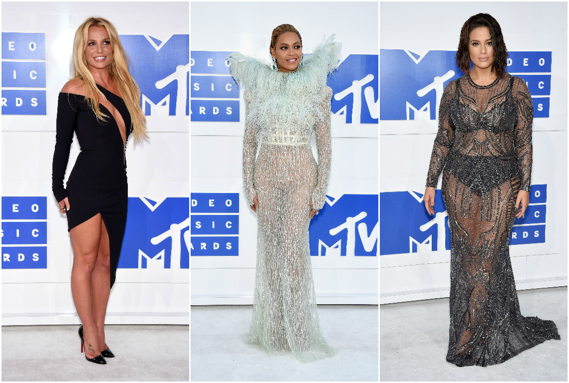 Best fashionable looks from MTV Video Music Awards 2014